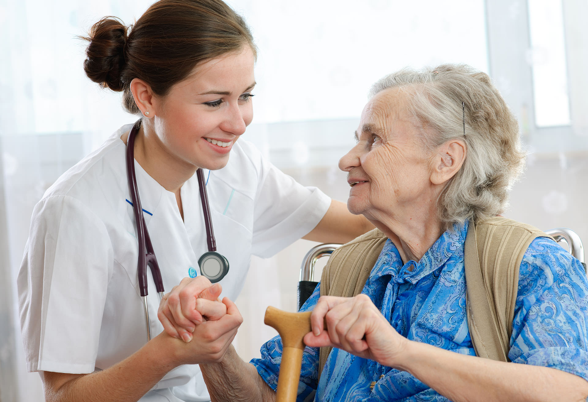 Professional Caregivers for Seniors