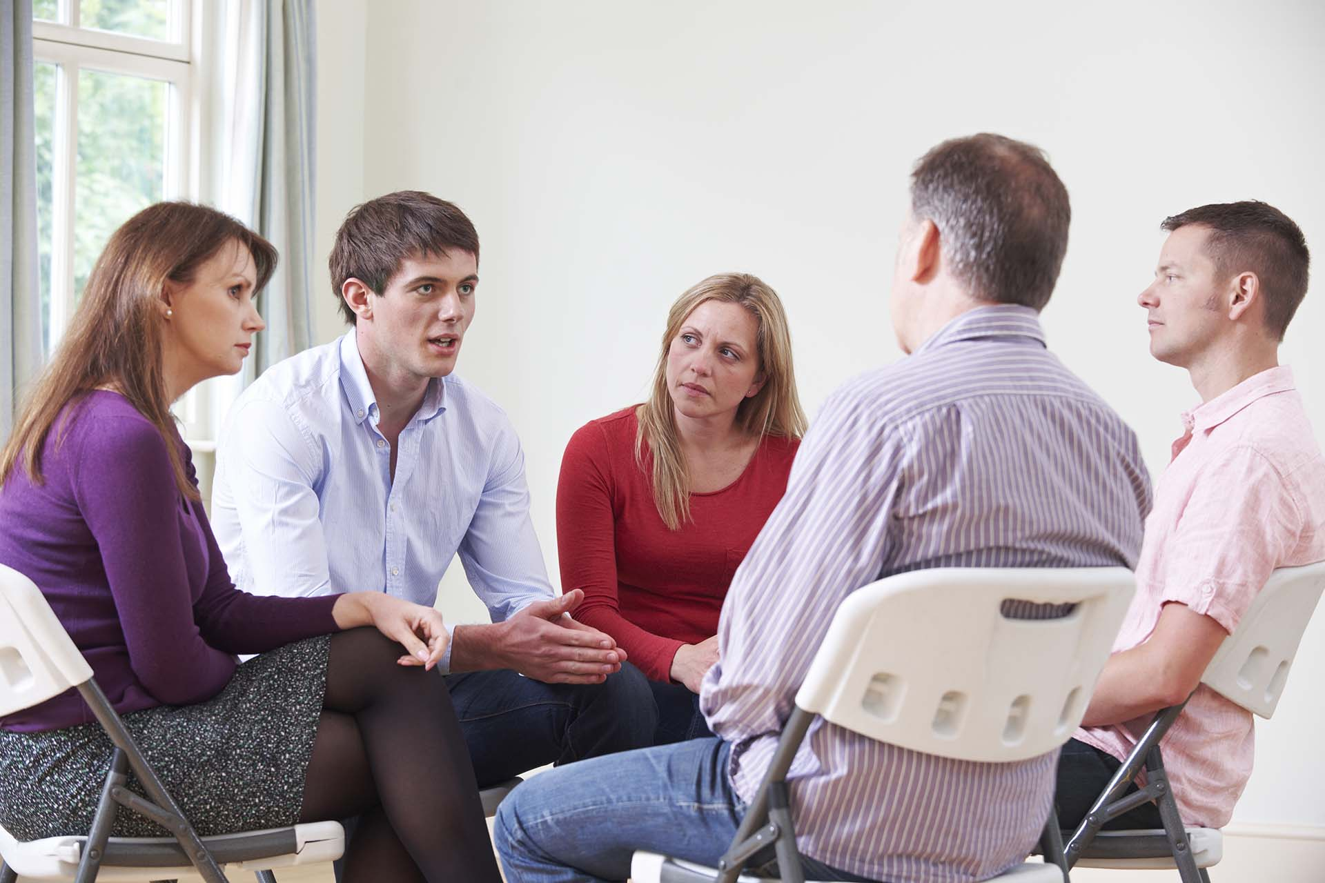 Recovery Coaching for individuals with mental health disorders in Worcester, MA