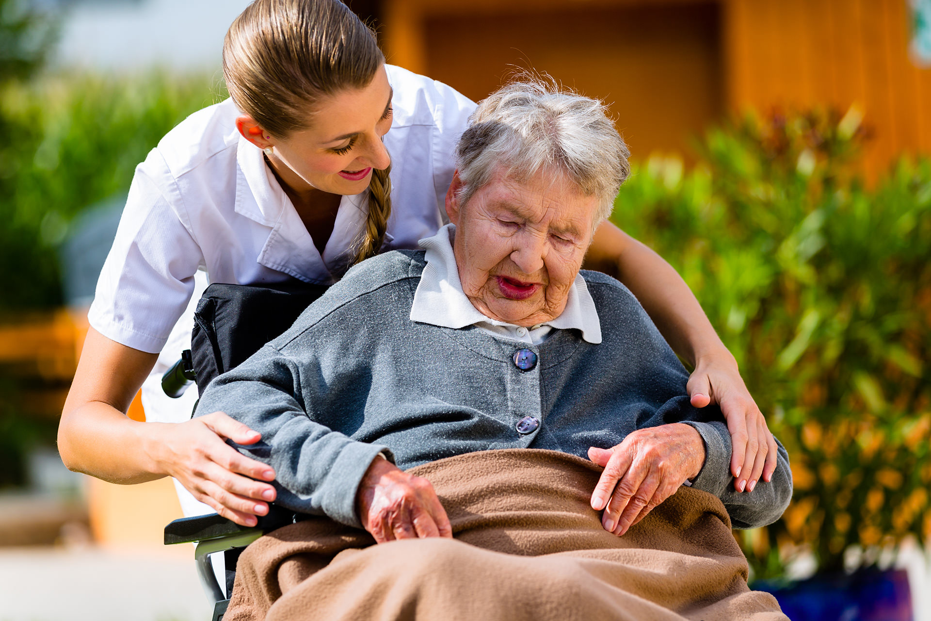 Personalized Home Care  for elderly