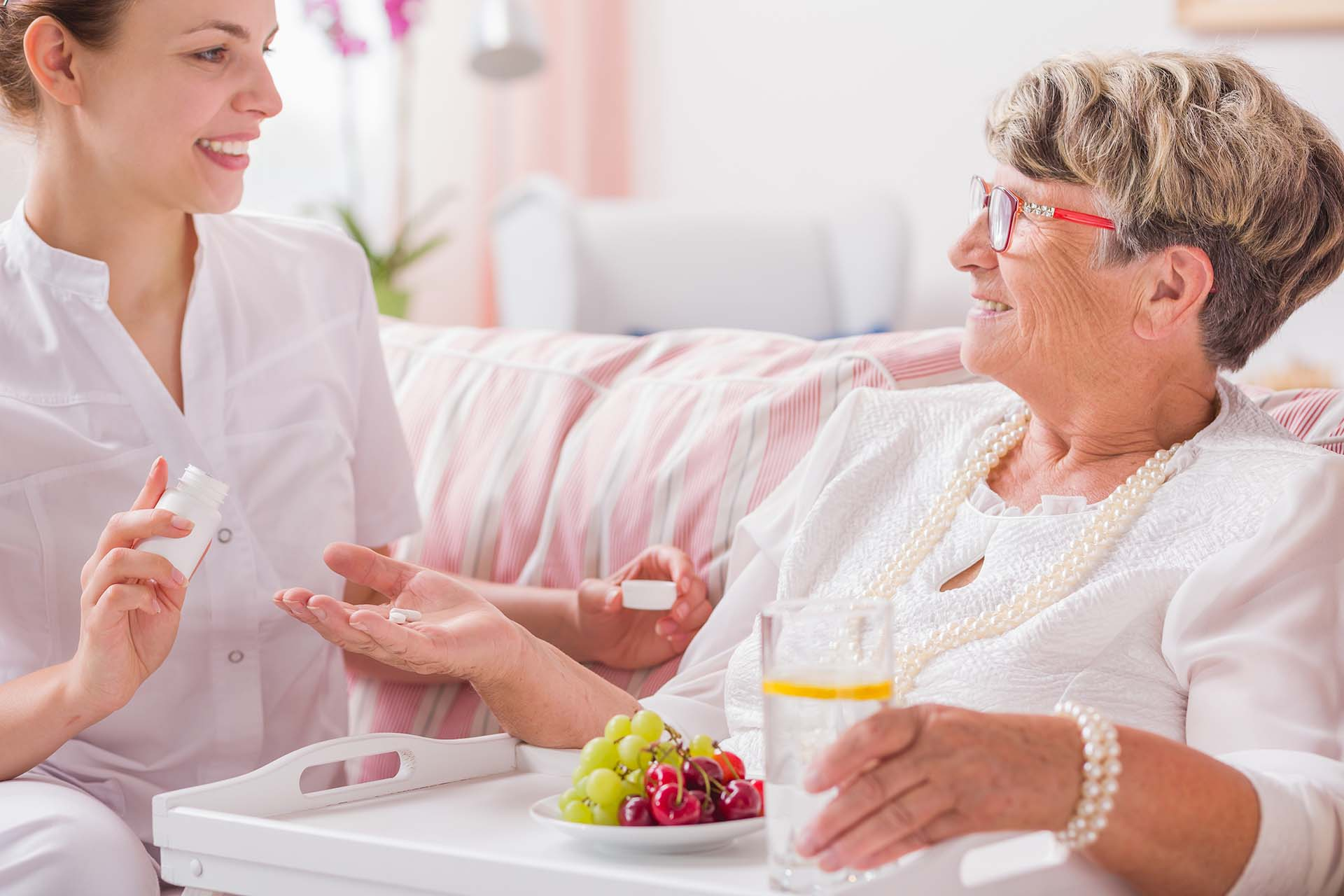 Home Health Care Services in Anaheim Hills, CA